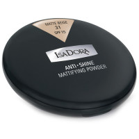 Матирующая пудра IsaDora Anti-Shine Mattifying Powder SPF15